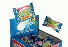 Жвачка детства «Center Shock»