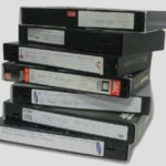 Эпоха VHS.Кассеты VHS