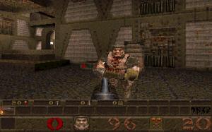 Quake.Ностальгия того времени