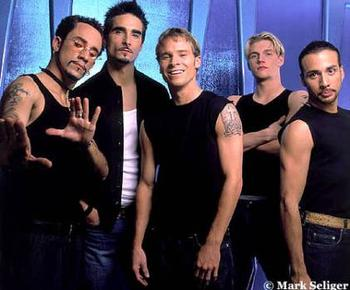 backstreet boys. Музыка девяностых