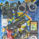 Набор полицейского.Игрушки 90-х