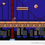 Игра Чёрный Плащ.Darkwing Duck the Game