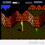 Battletoads-Gameplay