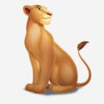 Нала.Король Лев