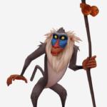 Рафики.Король Лев