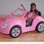 Игрушки 90-х.Барби
