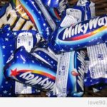Батончик Milky Way