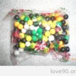 пластмасовые пульки.Игрушка 90-х