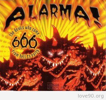 666 Alarma.Песни 90-ых.