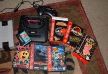 Sega Mega Drive игры.Игры 90-ых