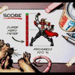 Comix Zone — SuperHero