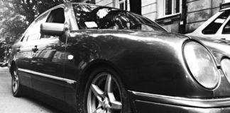 Бандитские машины девяностых