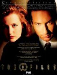 Секретные материалы X-Files.Малдер и Скалли