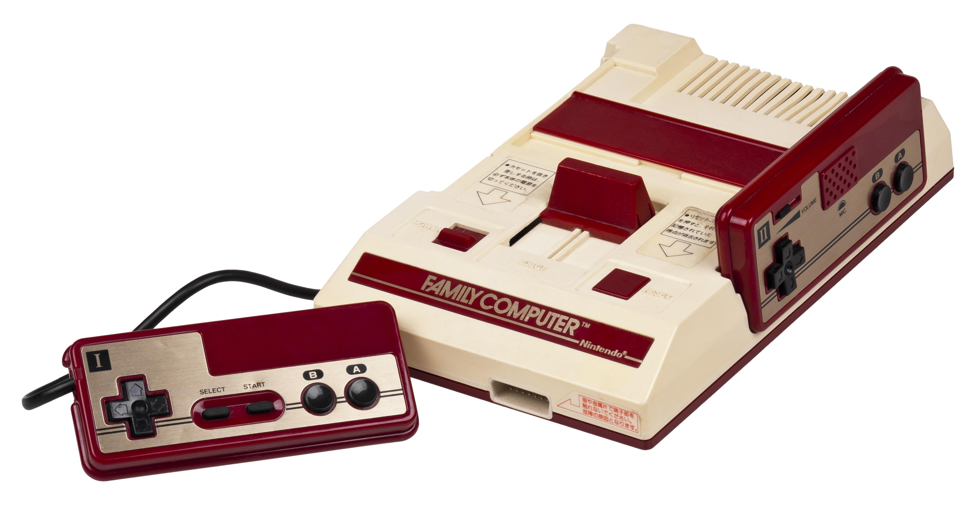 Приставке NES ( Dendy) исполнилось 30 лет!