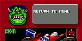 Гонки рок'н'ролл ( Rock n' Roll Racing) ( Sega )