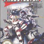 Probotector ака Contra.Версия для Германии.