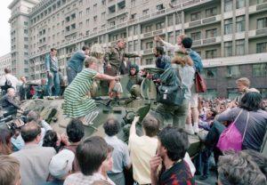 Другая Ностальгия по девяностым. Распад СССР, начало девяностых