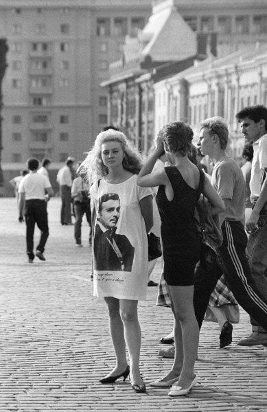 Мода 90-ых