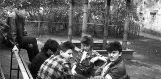 Подростки 90-х