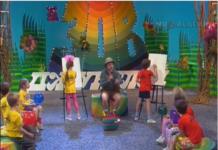 Детская передача «Зов Джунглей»
