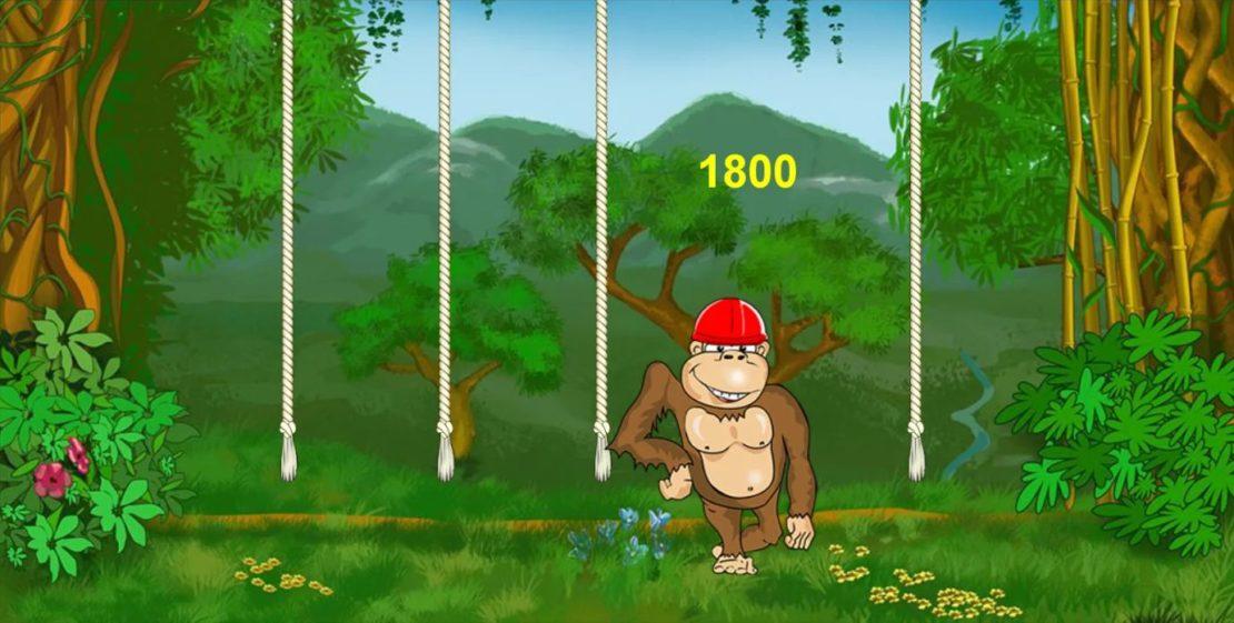 обезьяна игровая вулкан