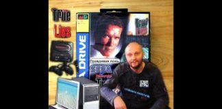 Sega mega drive 2 True Lies Правдивая ложь Ностальгия назад в 90е Игра нашего детства Вячеслав